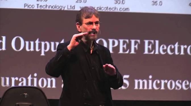 Καταστροφή του καρκίνου με συντονισμένες συχνότητες: Anthony Holland στο TEDx Skidmore College (video)