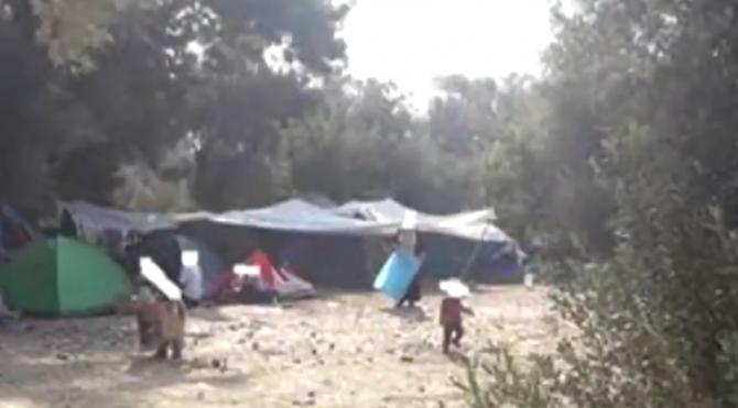Χιλιάδες σκηνές παράνομων μεταναστών σε χωράφια Ελλήνων – Επίθεση σε νεαρές κοπέλες