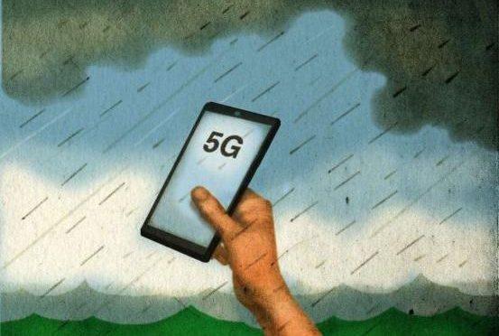 «Καμπανάκι» Αρναούτογλου: Πώς η μετάβαση στο 5G απειλεί τις καιρικές προβλέψεις!