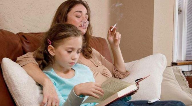 Τα παιδιά που εκτίθενται στο τσιγάρο κινδυνεύουν με υπερκινητικότητα και προβλήματα συμπεριφοράς
