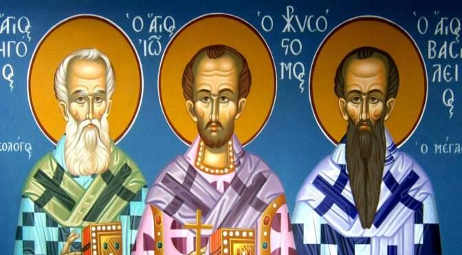 Θα ξεφορτωθούμε ποτέ τους 3 Ιεράρχες;