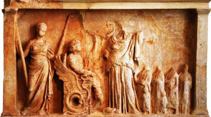 Ελευσίνια Μυστήρια – Αρχαιολογία και Ψυχικές Έρευνες…