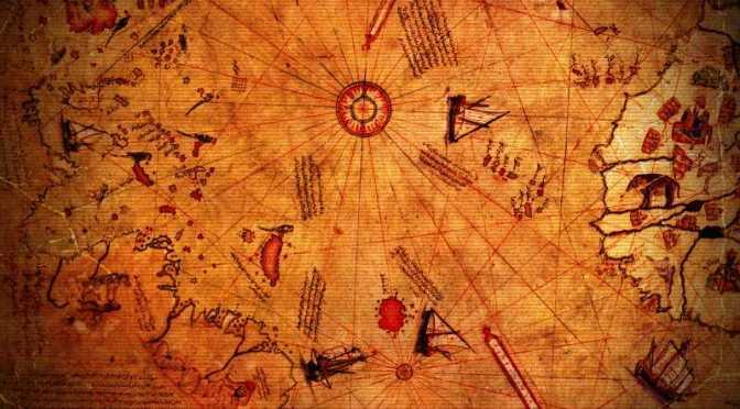 Ο μυστηριώδης Χάρτης της Κωνσταντινούπολης του 1513…