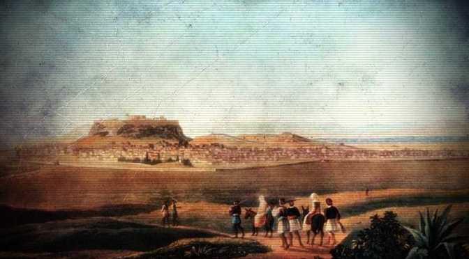 Η πανώλη στην Ελλάδα, το 1828…