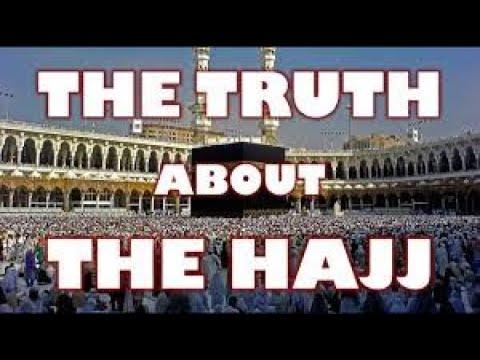 H παγανιστική καταγωγή της Χατζ (Μέκκα)- 'Ενα από τα μεγαλύτερα ψέματα του Ισλαμ (video)