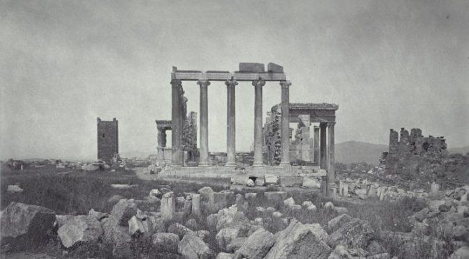Ο χαμένος Πύργος της Ακρόπολης είχε ύψος 26 μέτρα και κατόπτευε όλο το λεκανοπέδιο.