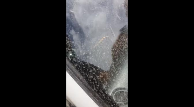 Η σκόνη από την Αφρική… (video)