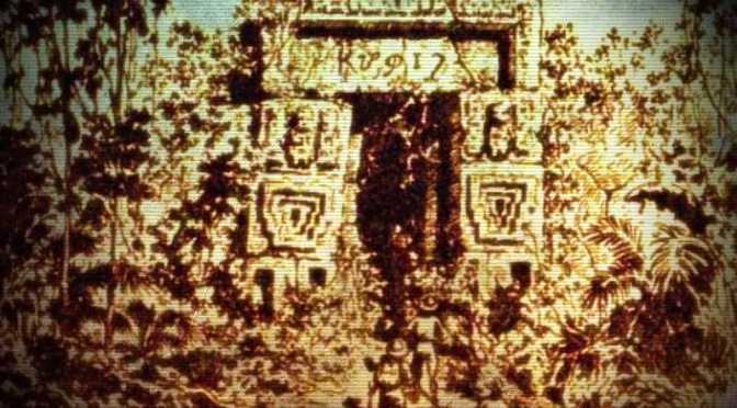 Τα ίχνη του πρώτου πολιτισμού της Γης στην Αμερική και η επιγραφή με το ελληνικό αλφάβητο…