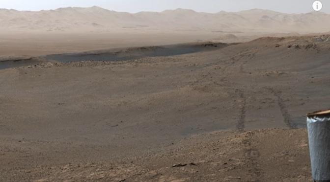 Βίντεο με 4K εικόνες από τον πλανήτη Άρη!