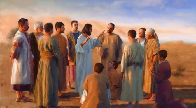 Πολύ ανθρώπινο και πέρα από την θεολογία: Ο Ιησούς και οι απόστολοι