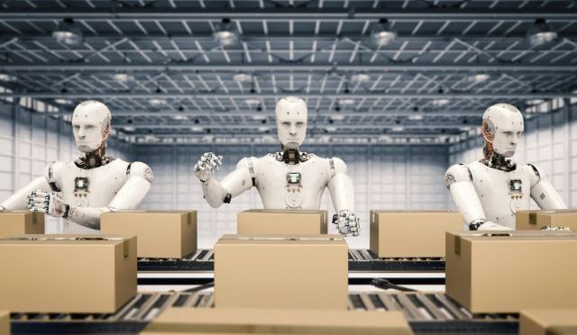 Μάνος Δανέζης: 4η Βιομηχανική Επανάσταση και Τεχνητή Νοημοσύνη – Δημοτικό Θέατρο Πειραιά 24/11/2019 (βίντεο)