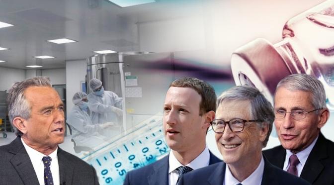 Η πολιτική εκμετάλλευση του ιού