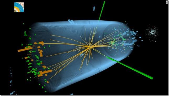 Μποζόνιο και πεδίο Higgs