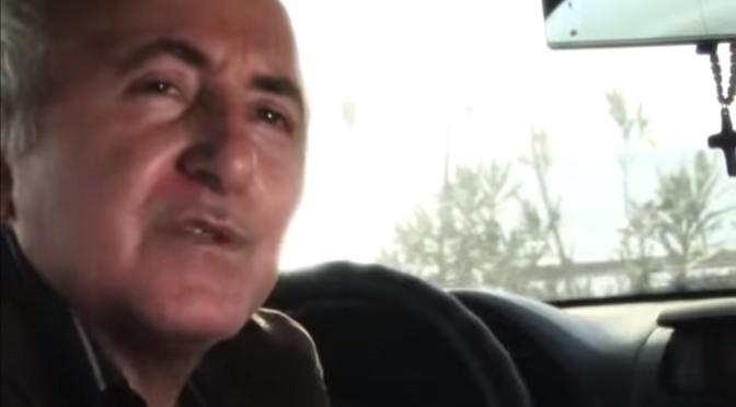 5 χρονια πριν ..Ο Βασιλης ο Ταξιτζης μας στελνει ενα μηνυμα ..! (video)