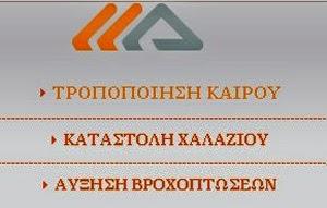 Ψεκασμενοι ε; Ελληνική εταιρία τροποποίησης καιρού!