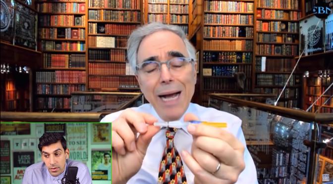 ΣΟΚ! Θα Βάλουν Τσιπάκι Στα Εμβόλια και το δηλώνουν απροκάλυπτα! (βίντεο)