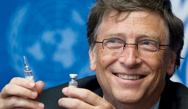 Το Σχέδιο του Μπιλ Γκέιτς να Εμβολιάσει τον Κόσμο (βίντεο)