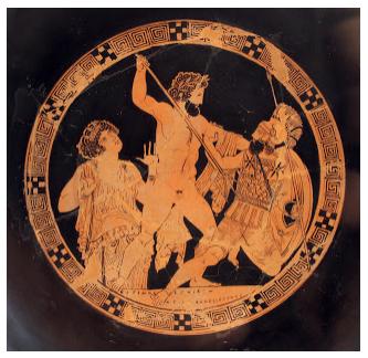 Αριστοφάνης «οι σοφοί άνθρωποι μαθαίνουν πολλά από τους εχθρούς τους»