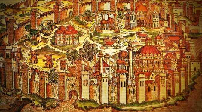 Ο Μαγικός Καθρέφτης του Βυζαντίου…