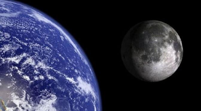Εργοστάσια στο διάστημα, μπουλντόζες στη Σελήνη