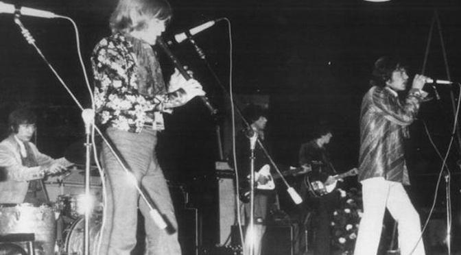 Η πρώτη επεισοδιακή εμφάνιση των Rolling Stones στην Αθήνα