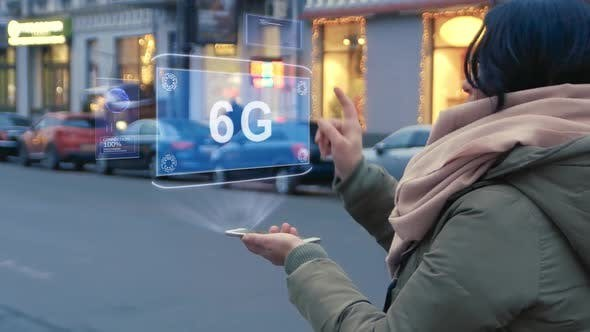 Πόλεμοι ολογράμματος: Ο αγώνας για το 6G