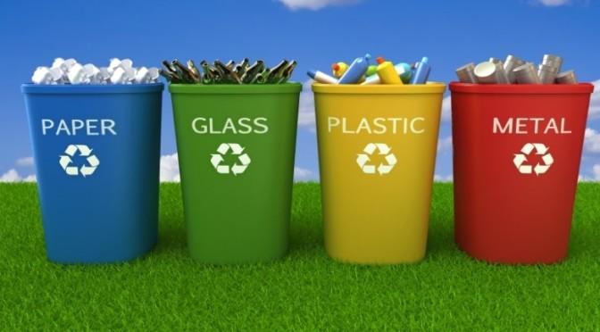 Τι ρίχνουμε στους μπλε κάδους ανακύκλωσης