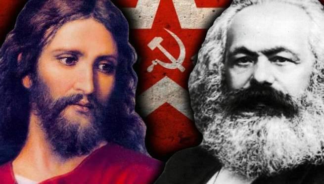 Χριστιανισμός και Κομμουνισμός – Οι ομοιότητες μιας θρησκείας και μιας ιδεολογίας