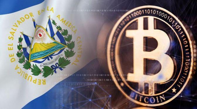Το Ελ Σαλβαδόρ έγινε τελικά η πρώτη χώρα με επίσημο νόμισμα το Bitcoin