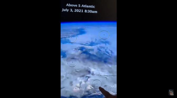 Ρωσία: Άγνωστο αντικείμενο θα προσεγγίσει την Πέμπτη τον Διεθνή Διαστημικό Σταθμό (βίντεο)