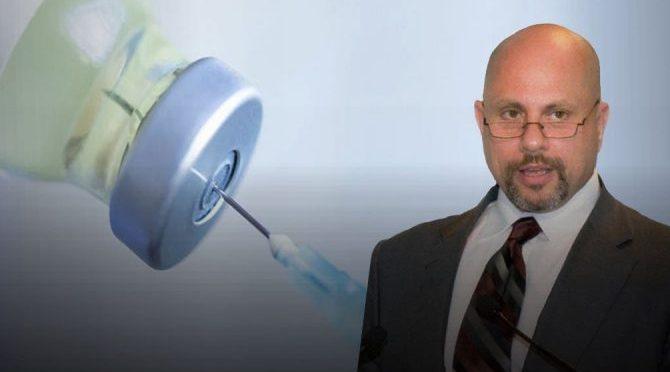 Δ.Κούβελας: «Ο ανεμβολίαστος κινδυνεύει από τον εμβολιασμένο – Γιατί βάζουμε σε κίνδυνο παιδιά» – Τι είπε για την Δέλτα