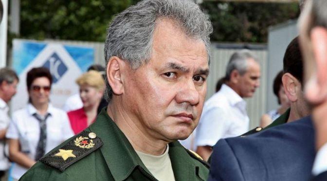 Ο Ρώσος υπουργός Άμυνας προβλέπει το… τέλος της ανθρωπότητας λόγω «ασυγκράτητου καταναλωτισμού»