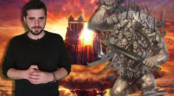 Όταν οι Θεοί του Ολύμπου Επαναστάτησαν εναντίον του Δία! | Ελληνική Μυθολογία (βίντεο)