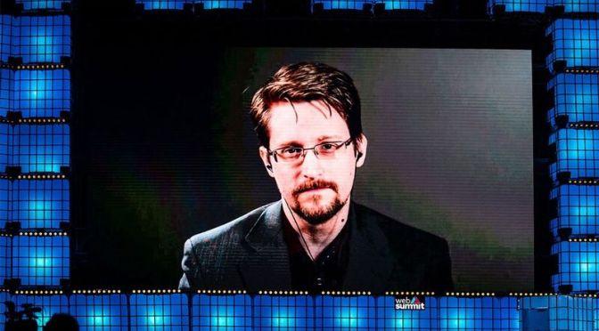 Snowden: Η Apple φέρνει την παγκόσμια μαζική παρακολούθηση