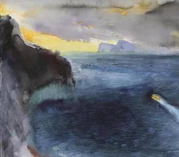 Η Θάλασσα στον καμβά των Ελλήνων ζωγράφων