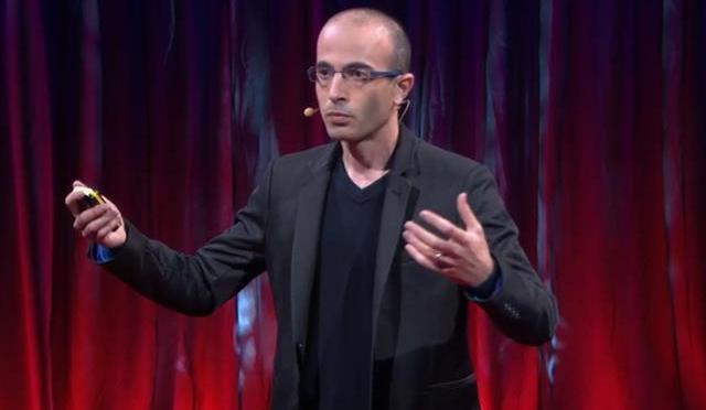 Yuval Noah Harari – Τι εξηγεί την άνοδο των ανθρώπων; (βίντεο)