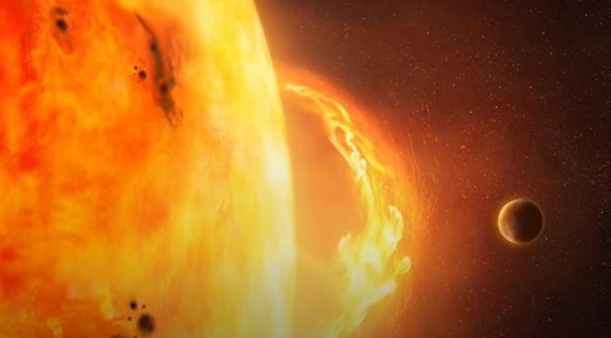 Οι επιστήμονες προειδοποιούν για ηλιακή καταιγίδα που θα καταστρέψει το ίντερνετ για μήνες!