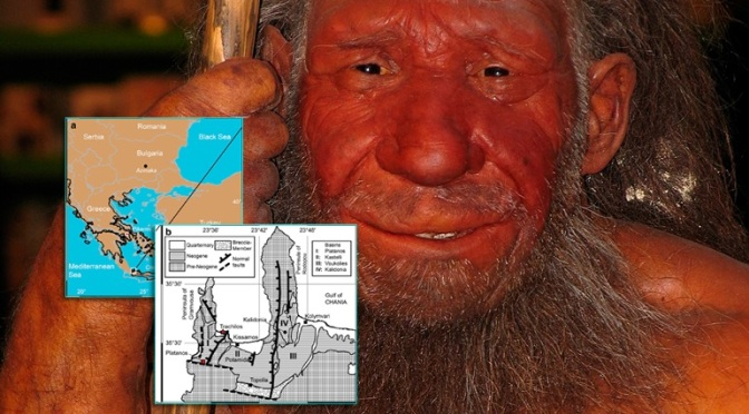 Βρέθηκε στην Κρήτη η αρχαιότερη ανθρώπινη πατημασιά